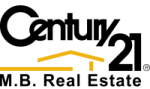 Century 21 M.B. Real Estate Logo